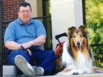 Collies for mobility also make great companions.
